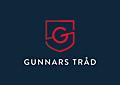 Gunnars_Tråd_Logotyp_Vit_Text